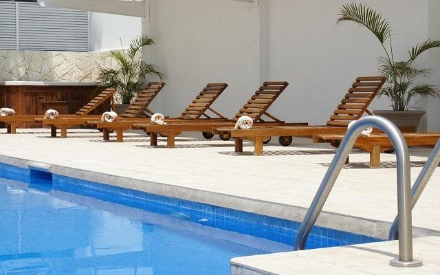 Hotel Terracaribe, disfruta el sol del Caribe