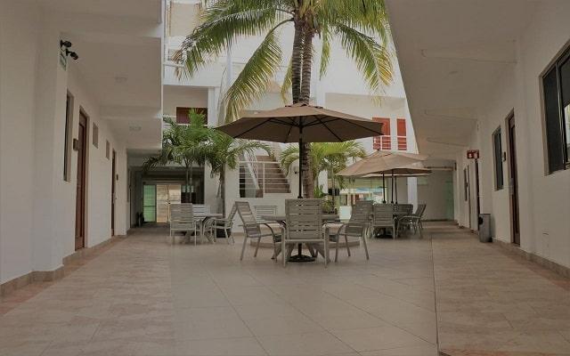 Hotel Terracaribe, buen servicio