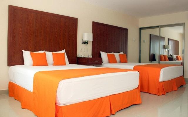 Hotel Terracaribe, cómodas habitaciones
