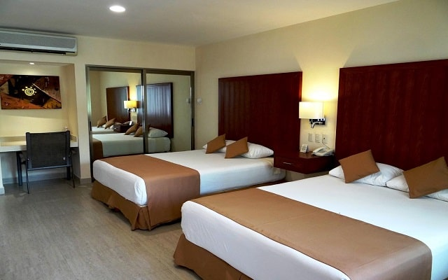 Hotel Terracaribe, espacios diseñados para tu descanso