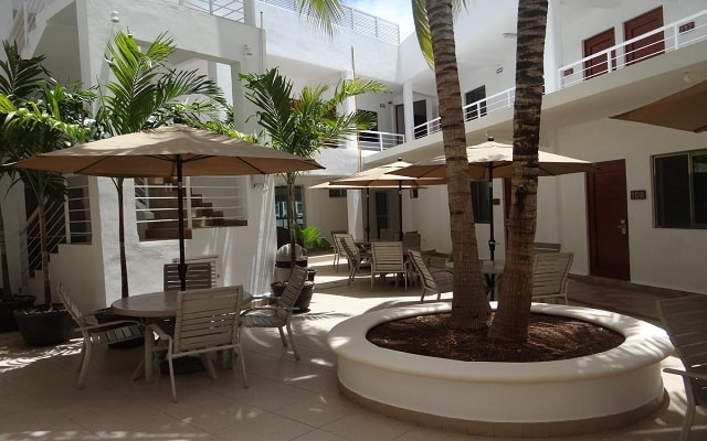Hotel Terracaribe, agradable ambiente