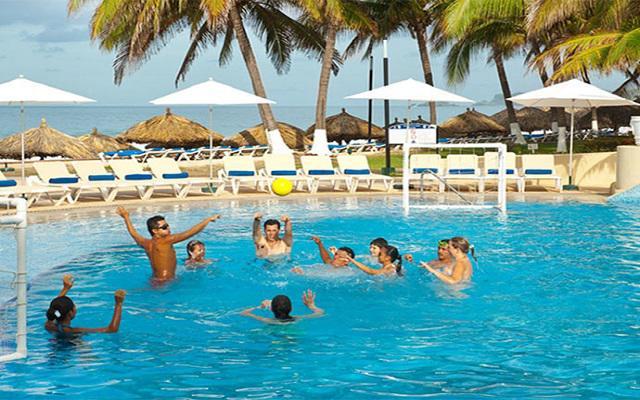 Hotel Tesoro Ixtapa, programa de actividades para todas las edades