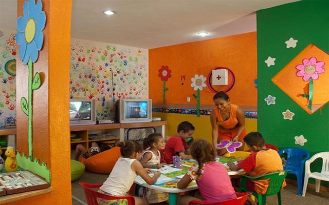 Hotel Tesoro Ixtapa, club infantil para niños de 4 a 12 años