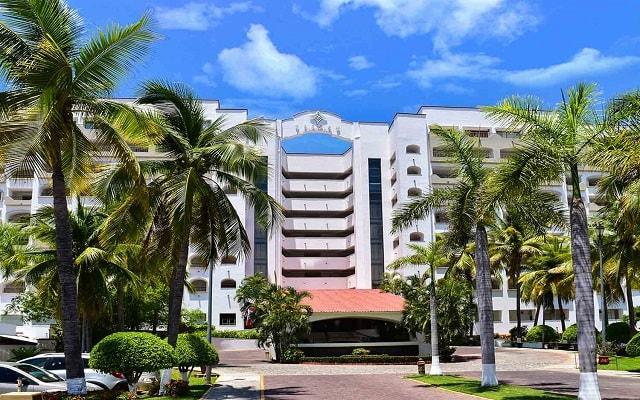 Hotel Tesoro Ixtapa, atención personalizada desde el inicio de tu estancia