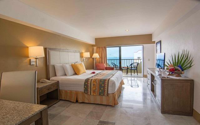 Hotel Tesoro Ixtapa, amplias y luminosas habitaciones