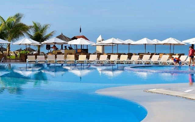 Hotel Tesoro Ixtapa, ambientes ideales para tus vacaciones
