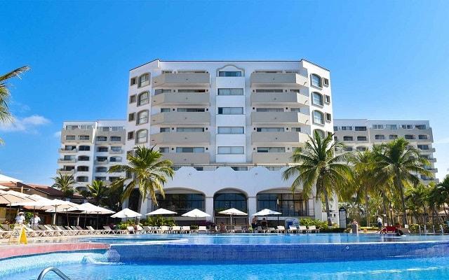 Hotel Tesoro Ixtapa, hermosas vistas