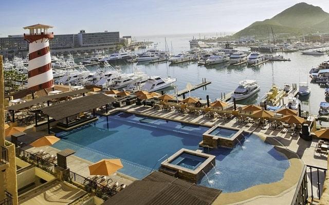 Hotel Tesoro Los Cabos - All Inclusive Opcional, disfruta de su alberca al aire libre