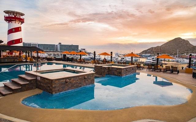 Hotel Tesoro Los Cabos - All Inclusive Opcional, escenarios fascinantes