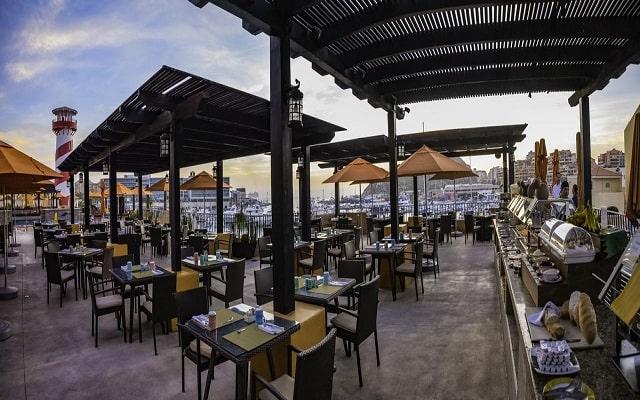 Hotel Tesoro Los Cabos - All Inclusive Opcional, buen servicio