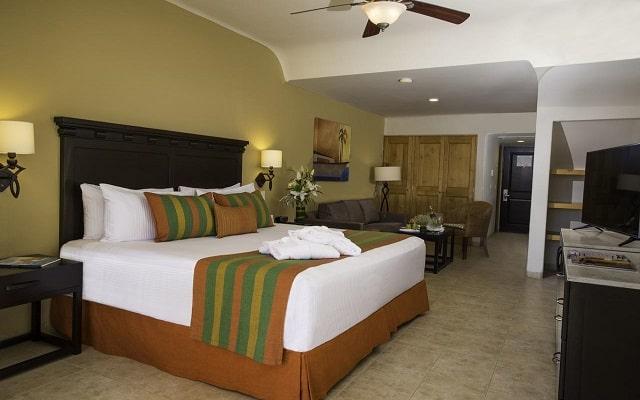 Hotel Tesoro Los Cabos - All Inclusive Opcional, habitaciones bien equipadas