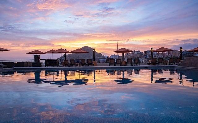 Hotel Tesoro Los Cabos - All Inclusive Opcional, buena ubicación