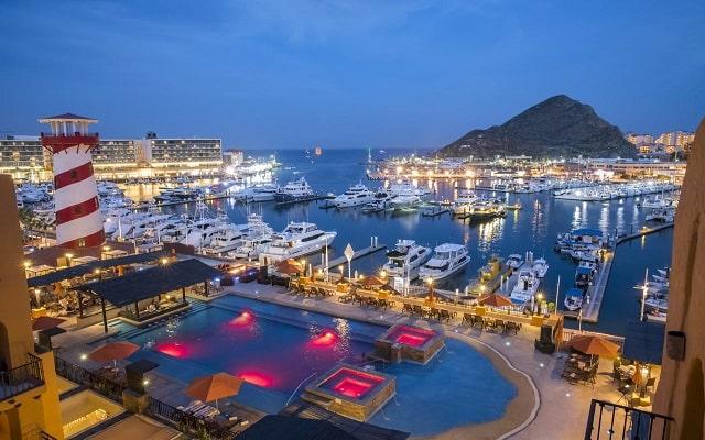 Hotel Tesoro Los Cabos - All Inclusive Opcional, vistas hermosas