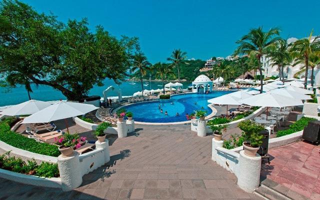 Hotel Tesoro Manzanillo, lugar ideal para relajarte