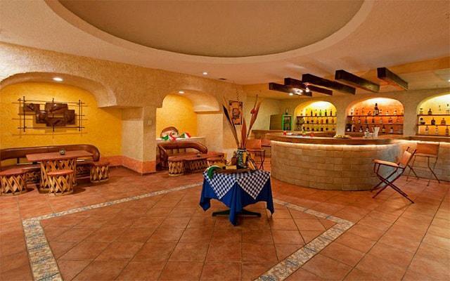 Hotel Tesoro Manzanillo, Bar Agave