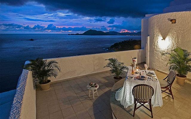 Hotel Tesoro Manzanillo, espacios increíbles para una cena romántica