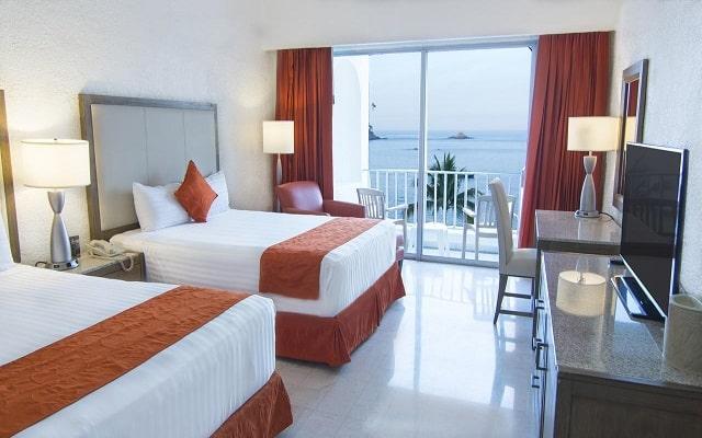 Hotel Tesoro Manzanillo, espacios pensados para tu confort