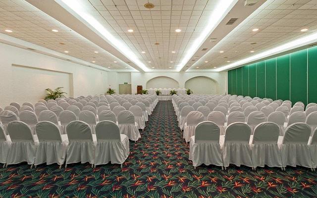 Hotel Tesoro Manzanillo, salón de evento