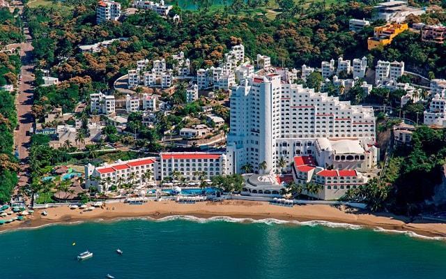 Hotel Tesoro Manzanillo en Manzanillo