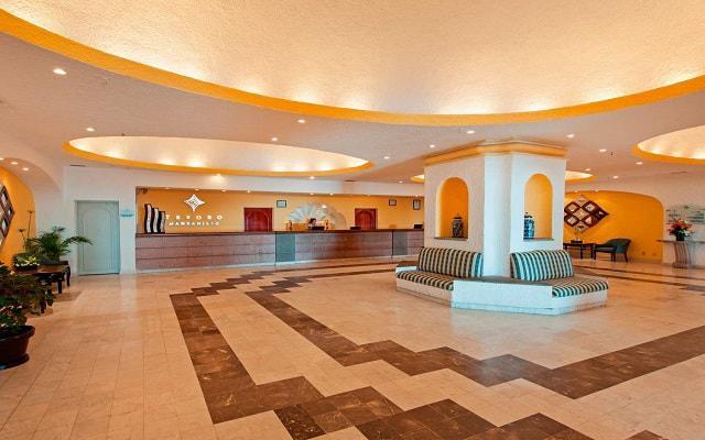 Hotel Tesoro Manzanillo, atención personalizada las 24 hs.
