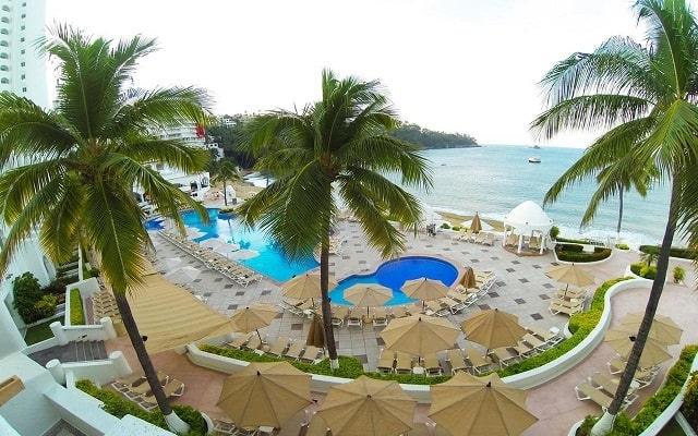 Hotel Tesoro Manzanillo, escenarios fascinantes