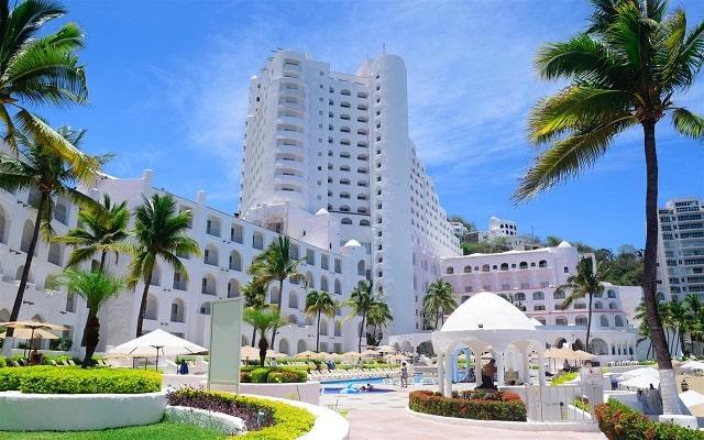 Hotel Tesoro Manzanillo, cómodas instalaciones