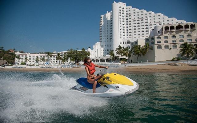 Hotel Tesoro Manzanillo, el mar y sus placeres