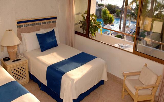 Hotel The Inn at Mazatlán, habitaciones bien equipadas