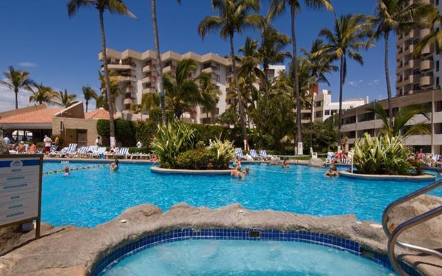 Hotel The Inn at Mazatlán, disfruta de su alberca al aire libre
