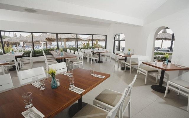 Hotel The Inn at Mazatlán, disfruta de ricos y variados platillos en sus restaurantes
