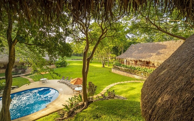 Hotel The Lodge at Chichen Itza en Chichén Itzá