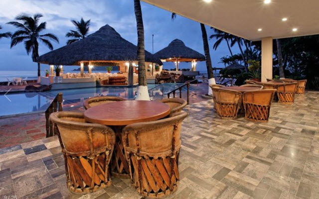 Hotel The Palms Resort Mazatlan, espacios llenos de confort