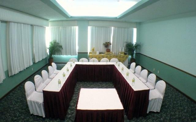 Hotel The Palms Resort Mazatlan, salón ejecutivo