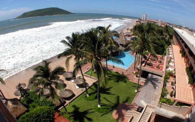 Hotel The Palms Resort Mazatlan, vista aérea