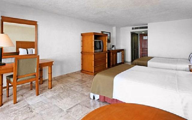 Hotel The Palms Resort Mazatlan, habitaciones bien equipadas