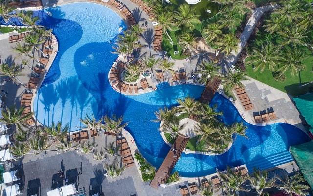 Hotel The Pyramid at Grand Oasis, disfruta al máximo tu estancia