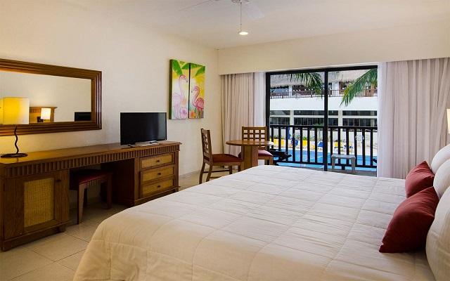 Hotel The Reef Coco Beach, habitaciones cómodas y acogedoras