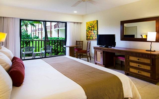 Hotel The Reef Coco Beach, habitaciones bien equipadas