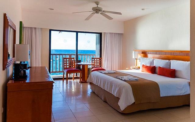 Hotel The Reef Coco Beach, habitaciones con lindas vistas