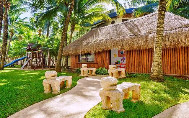 Hotel The Reef Coco Beach, club de niños