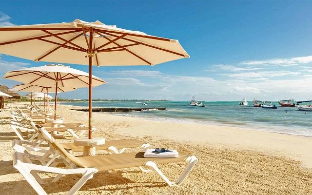 Hotel The Reef Coco Beach, amenidades en la playa para tu confort