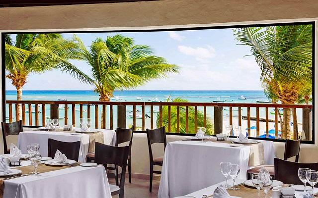 Hotel The Reef Coco Beach, Restaurante Rosinella