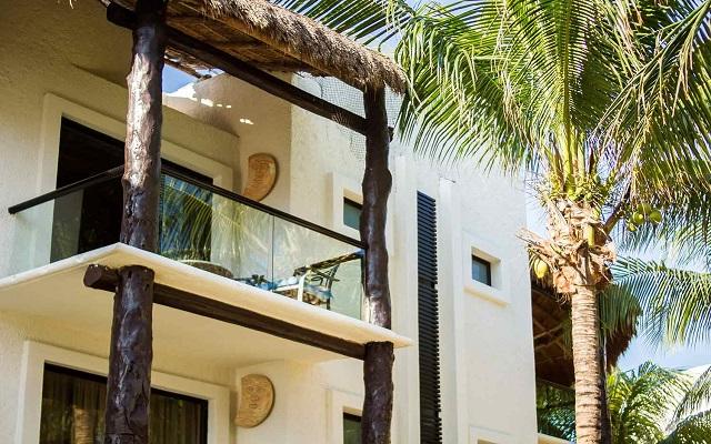 Hotel The Reef Playacar, lindas vistas desde las habitaciones