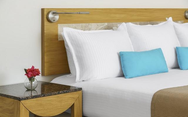 Hotel The Reef Playacar, habitaciones cómodas y acogedoras