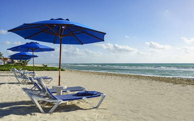 Hotel The Reef Playacar, sitio ideal para disfrutar en buena compañía