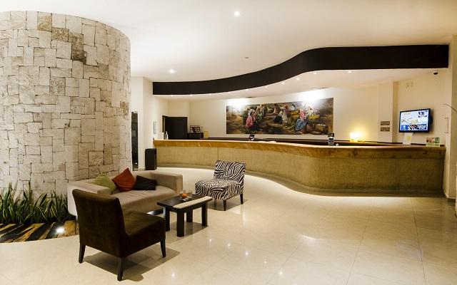 Hotel The Reef Playacar, atención personalizada desde el inicio de tu estancia