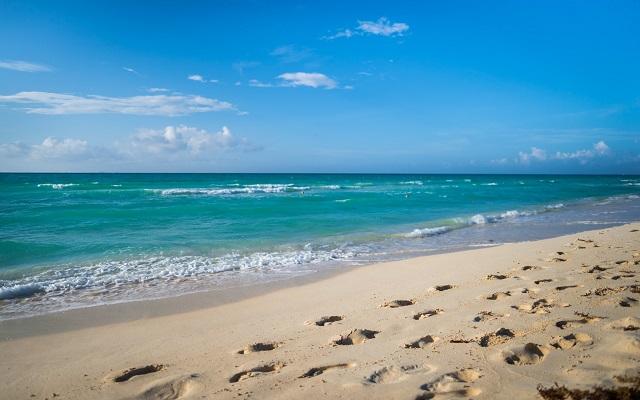 Hotel The Reef Playacar, buena ubicación a pie de playa