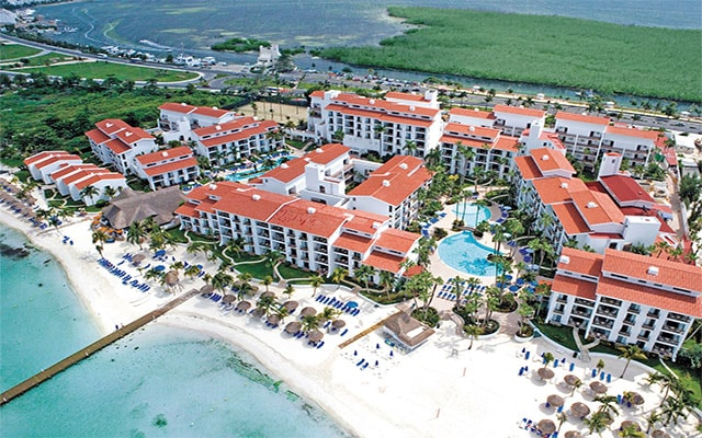 Hotel The Royal Cancún All Suites Resort en Zona Hotelera