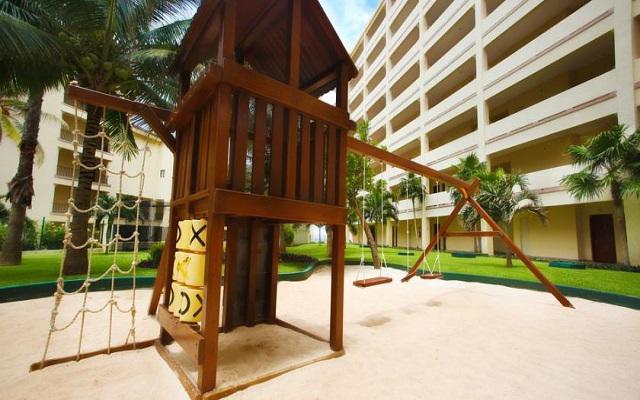 Hotel The Royal Caribbean An All Suites Resort, área de juegos