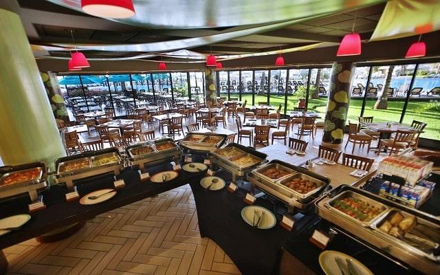 Hotel The Royal Islander An All Suites Resort, escenario ideal para tus alimentos